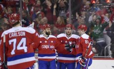"NHL, ""Capitals - ""Blackhawks mačo akimirkos"