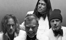Metallica tapo Brioni ambasadoriais.