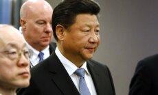 Kinijos prezidentas  Xi Jinpingas