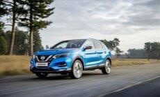 Sėkmingiausias Nissan modelis Qashqai. Šiemet pasirodys jo modernizuota versija