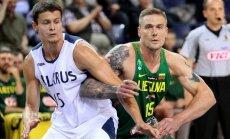 Tartautinis draugiškas krepšinio turnyras. Lietuva - Baltarusija