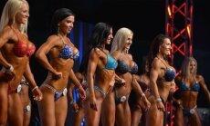 Kultūrizmo ir kūno rengybos varžybos Čekijoje
