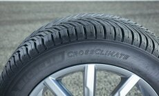 Michelin CrossClimate padanga