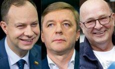 A. Veryga, R. Karbauskis, D. Matijošaitis