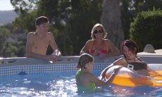 Kokį lauko baseiną rinktis ir kaip jį prižiūrėti?