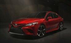 Naujos kartos Toyota Camry