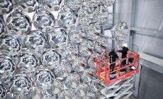 Įrenginį sudaro 149 ksenono lempos, DLR nuotr.