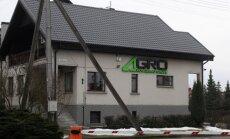 Agrokoncernas headquarters