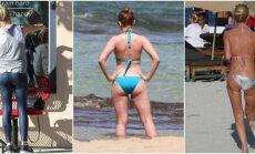 Naomi Watts, Scarlett Johansson ir Tara Reid