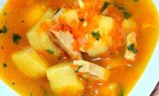 Tiršta sriuba