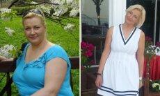 Rasa atsikratė 40 kg