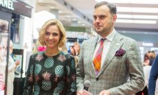 Indrė Morkūnienė ir Jogaila Morkūnas