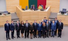 17th Lithuania's Government