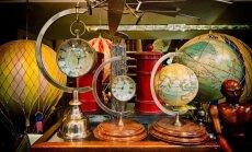 Mokslo istorijos eksponatai