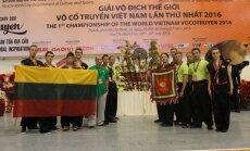 Lietuvos Nhat Nam federacijos sportininkų rinktinė