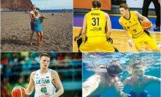 Marius Grigonis (DELFI, FIBA ir Instagram nuotr.)