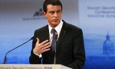 Prancūzijos ministras pirmininkas Manuelis Vallsas