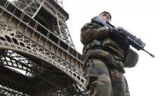 Paryžių sukrėtė teroro išpuolių virtinė