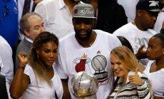 Serena Williams, Gregas Odenas ir Caroline Wozniacki