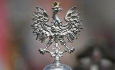 Lenkijos herbas - Baltasis erelis