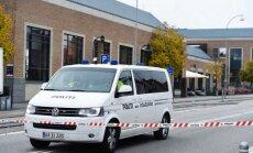 Danijoje dėl sprogimo pavojaus evakuoti oro uostas ir prekybos centrai