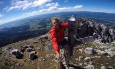Nuo gimimo negirdinčio Roko kelionė autostopu po Europą