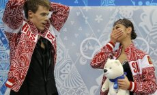 Jelena Ilinych ir Nikita Kacalapovas