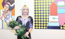 Agnės Kišonaitės parodos atidarymas