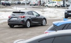 Modernizuotas Mazda3