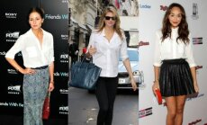 Olivia Palermo, Kate Upton, Ashley Madekwe