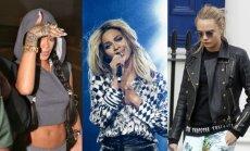 Rihanna, Beyonce, Cara Delevingne