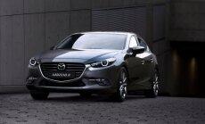 Naujasis motoras iš pradžių bus montuojamas Mazda3 automobilyje