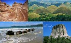 Geologiniai gamtos stebuklai
