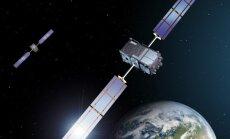 Europos navigacijos sistemos Galileo palydovai