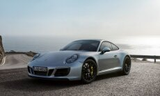 Sunkvežimyje buvo vežami šį Porsche 911 modelį pakeisiantys prototipai