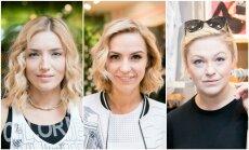 Jolita Seredaitė, Indrė Morkūnienė, Agnė Grigaliūnienė