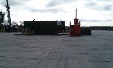 Skalūnų dujų gavybos platforma