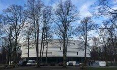 """Palangos koncertų salė (Scenos techninis servisas"""" archyv.)"""