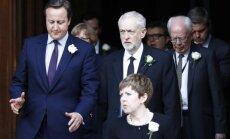 Davidas Cameronas, Jeremy Corbynas