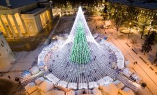 Vilnius Christmas tree