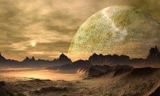 Ateivių planeta