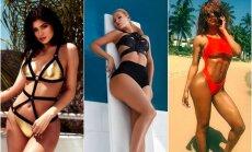 Kylie Jenner, Iggy Azalea ir Draya Michele