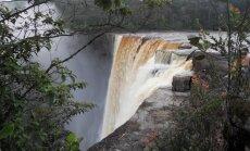 Nijolės Marcinkėnienės kelionės. Dviračiu nuo Džordžtauno iki Paramaribo