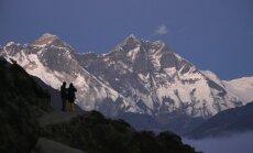 Įtariama, kad pasikeitė Everesto aukštis