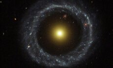 Hoago objektas - žiedinė galaktika