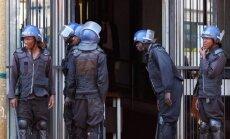 Zimbavės policija negavo įsakymo areštuoti šalies olimpiečius
