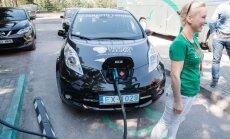 Elektromobilių lenktynėms teikia paraiškas