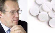 P. Šerpytis apie aspiriną