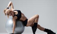 Giliųjų raumenų treniruotė ir dietologės patarimai lieknėjantiems