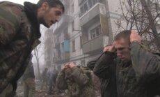 Karo belaisviai Ukrainoje